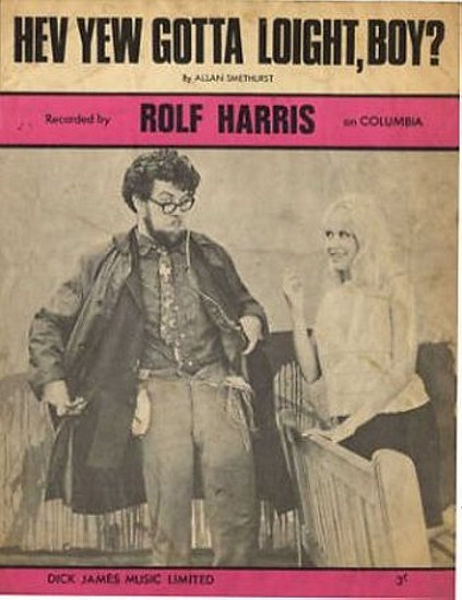 HARRIS ROLF 1965
