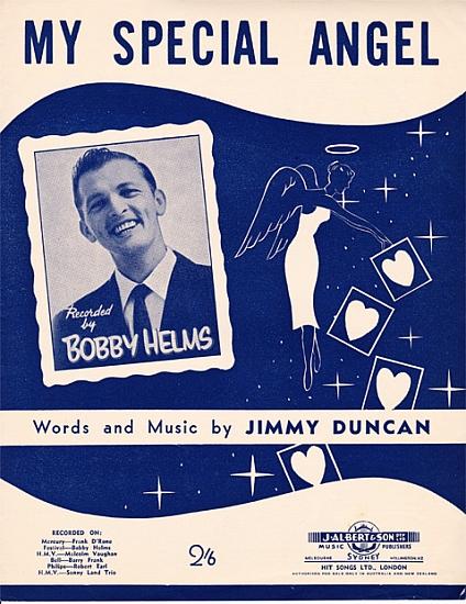HELMS BOBBY 1958