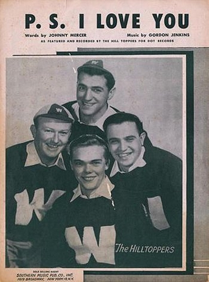 HILLTOPPERS 1953