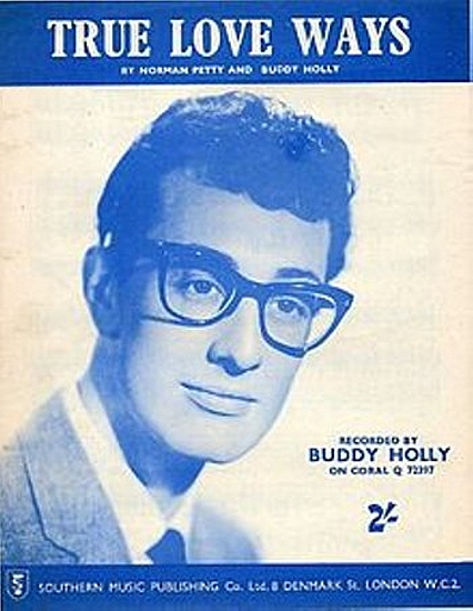 HOLLY BUDDY 1960