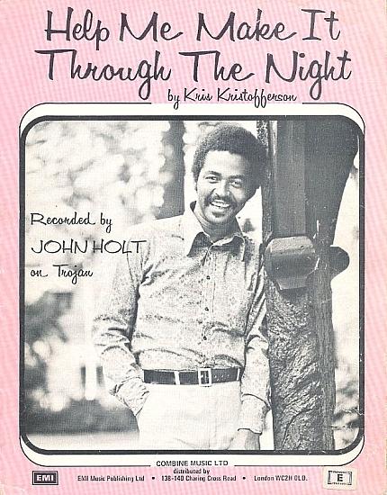 HOLT JOHN 1974