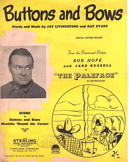 HOPE BOB 1949