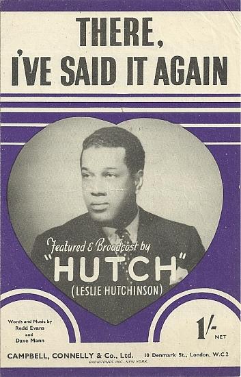 HUTCH 1941
