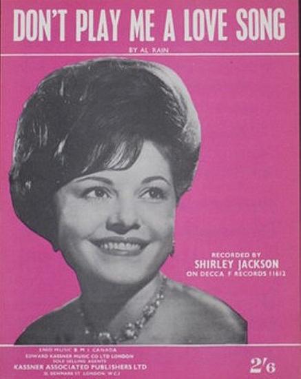 JACKSON SHIRLEY 1963