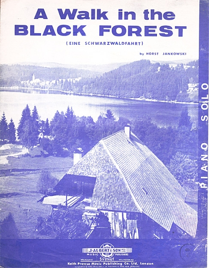 JANKOWSKI HORST 1965