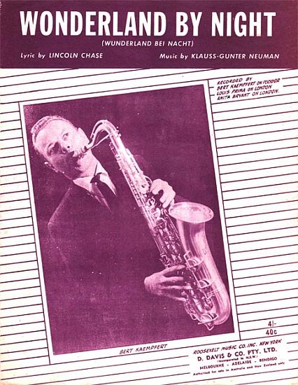 KAEMPFERT BERT 1960