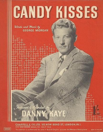 KAYE DANNY 1953