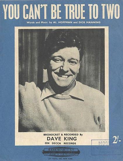 KING DAVE 1956