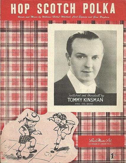KINSMAN TOMMY 1949
