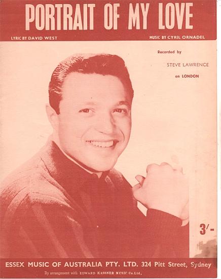 LAWRENCE STEVE 1961