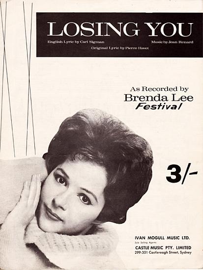 LEE BRENDA 1963
