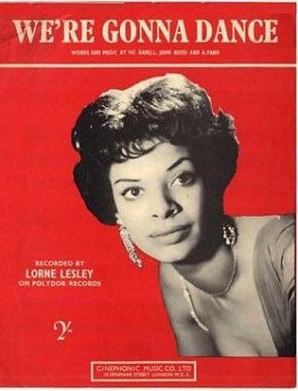 LESLEY LORNE 1960