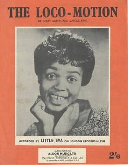 LITTLE EVA 1962