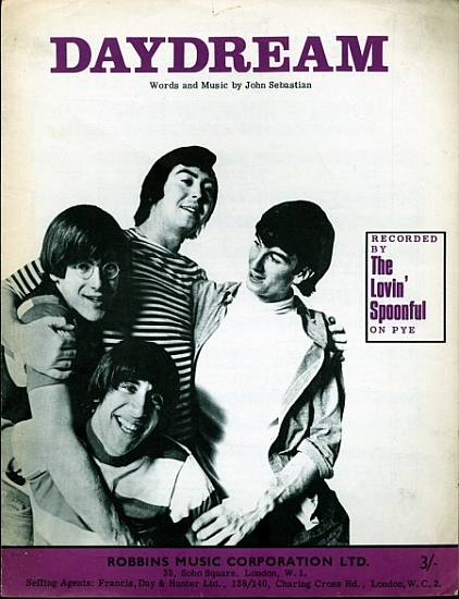 LOVIN SPOONFUL 1966