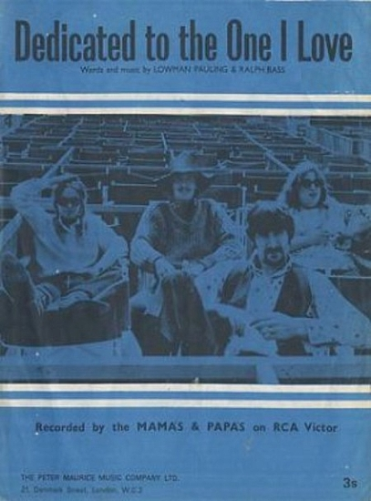 MAMAS AND PAPAS 1967