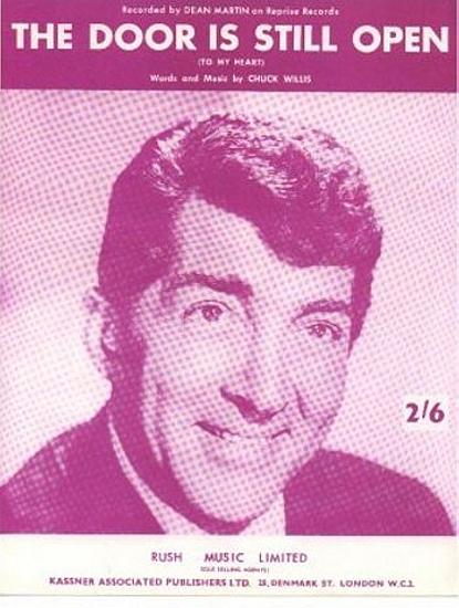 MARTIN DEAN 1964