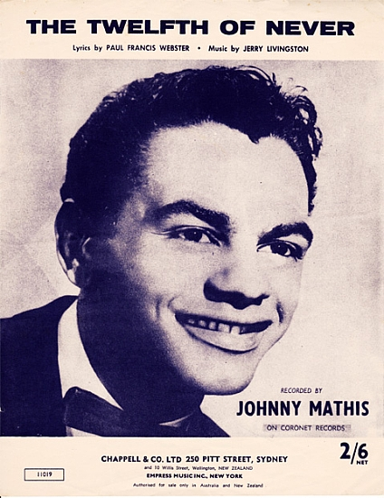 MATHIS JOHNNY 1958