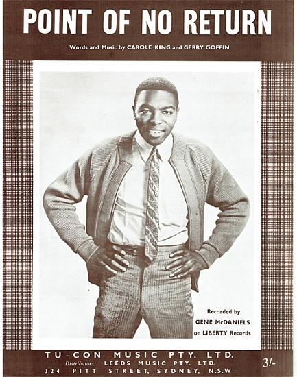 MCDANIELS GENE 1962