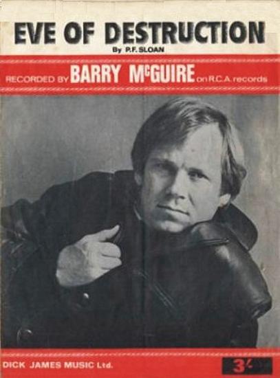 MCGUIRE BARRY 1965