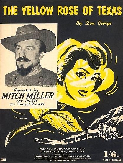 MILLER MITCH 1950'S