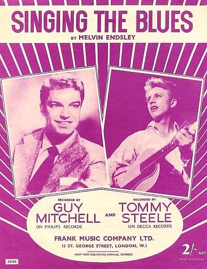 MITCHELL GUY 1956