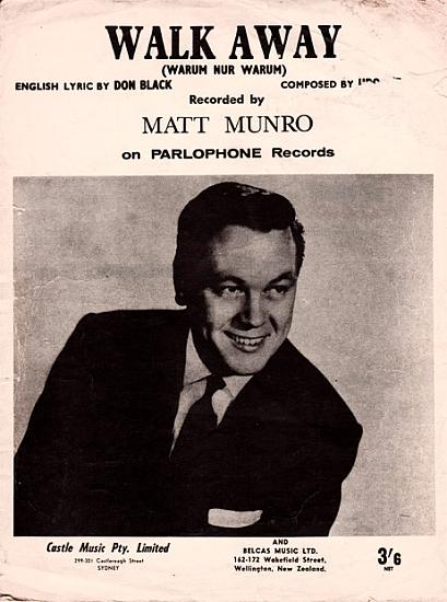 MONROE MATT 1964