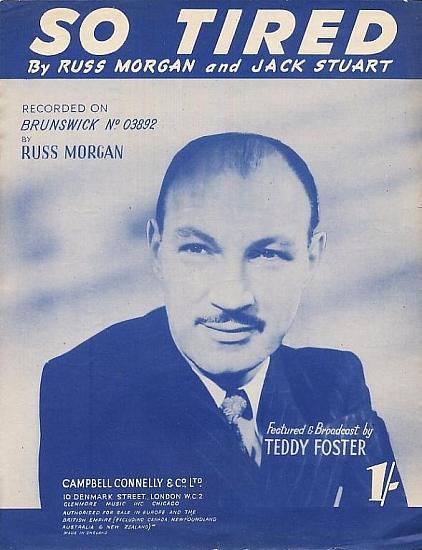 MORGAN RUSS 1950'S