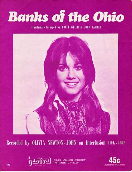 NEWTON JOHN OLIVIA 1972