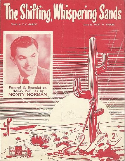 NORMAN MONTY 1950