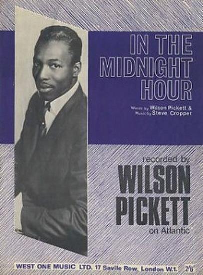 PICKETT WILSON 1965