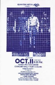 POSTER - LINCOLN CENTER FT COLLINS B1