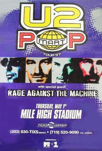 POSTER - MILE HIGH EVENT CENTER B2