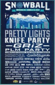 POSTER - PRETTY LIGHTS B1