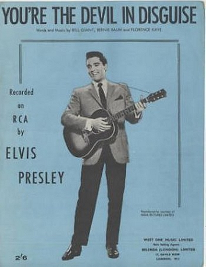 PRESLEY ELVIS 1963