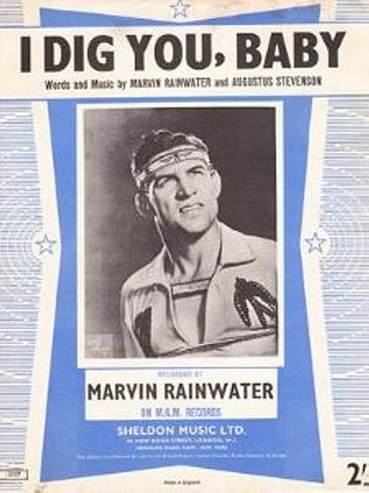 RAINWATER MARVIN 1958