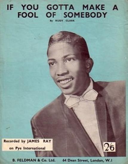 RAY JAMES 1962