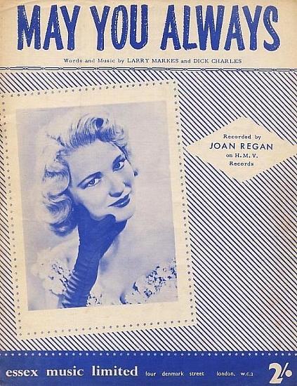 REAGAN JEAN 1950'S