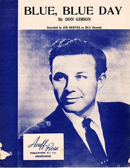 REEVES JIM 1958