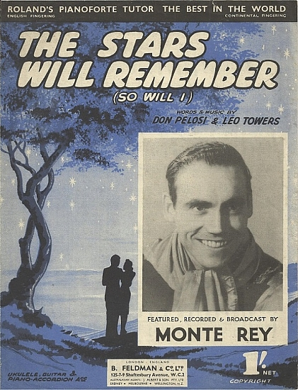 REY MONTE 1946