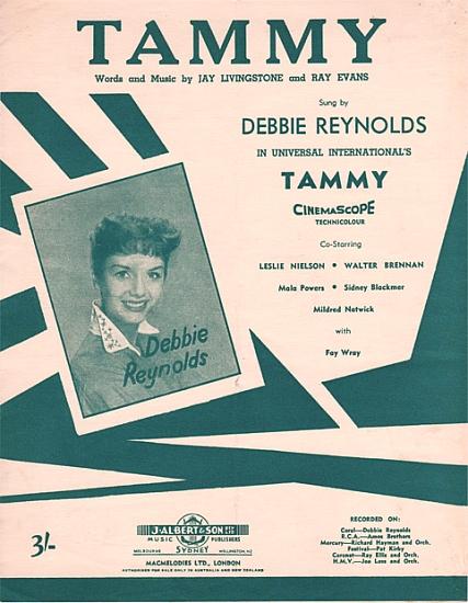 REYNOLDS DEBBIE 1957