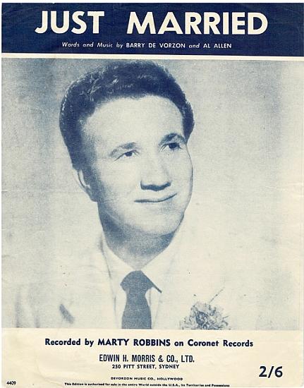 ROBBINS MARTY 1958
