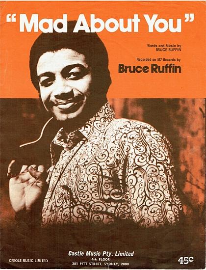 RUFFIN BRUCE 1972