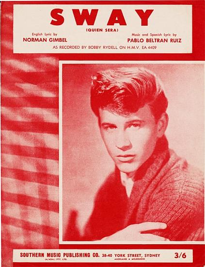 RYDELL BOBBY 1960
