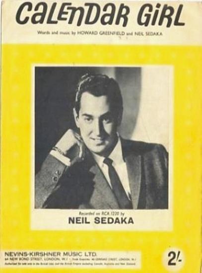 SEDAKA NEIL 1961