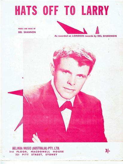 SHANNON DEL 1961