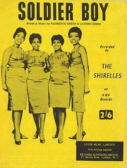 SHIRELLES 1962