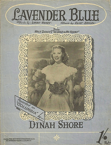 SHORE DINAH 1948
