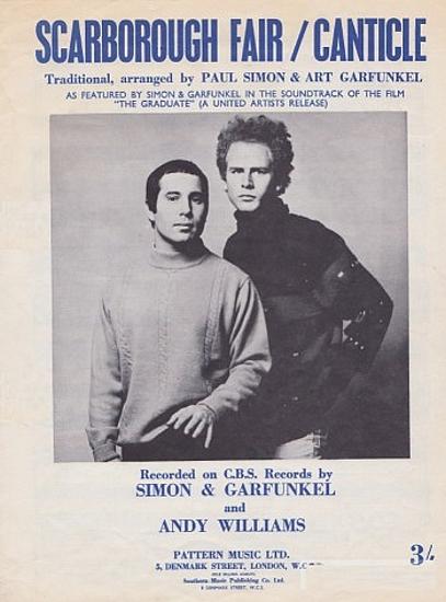 SIMON GARFUNKLE 1966