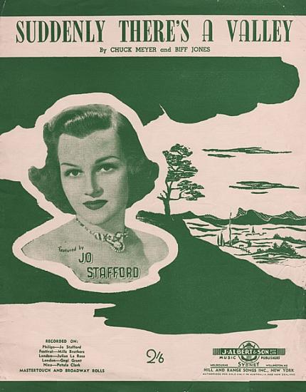 STAFFORD JO 1956