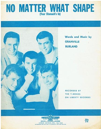 T BONES 1966